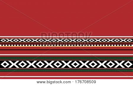 Traditional Handmade Sadu Middle East Style Rug
