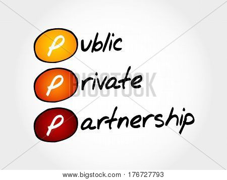 Ppp - Public-private Partnership