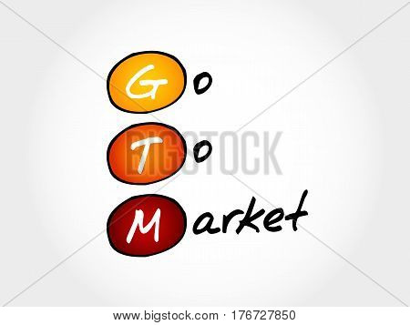 Gtm - Go To Market