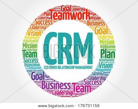 Customer Relationship Management Circle