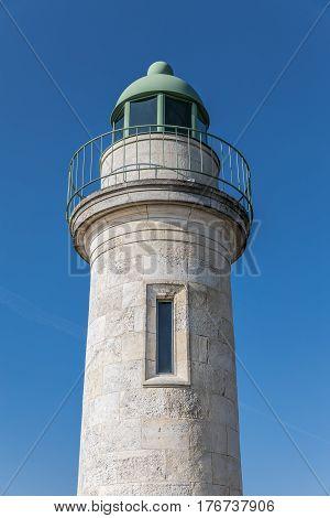 Tour Josephine lighthouse in Saint-Gilles Croix de Vie (France)