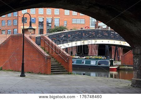 Manchester Canals