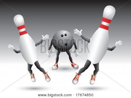 flying bowling pin massacre