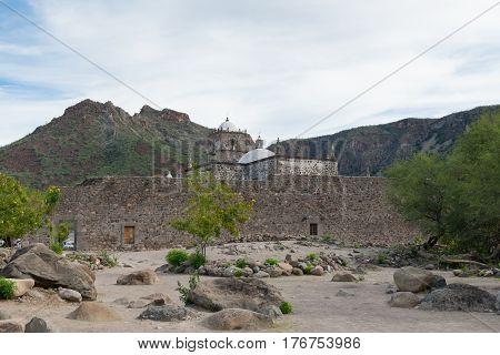 San Javier Mission