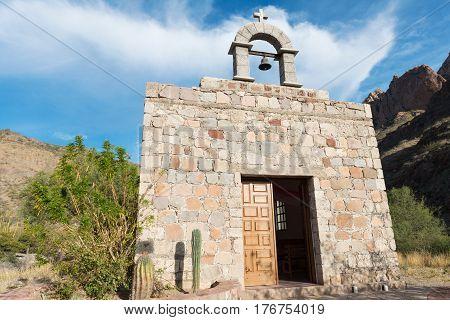 Las Parras Chapel