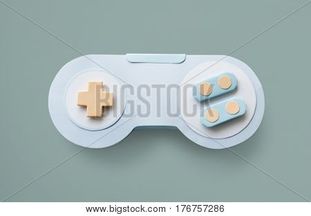 Game Controller Analog Video game Entertainment