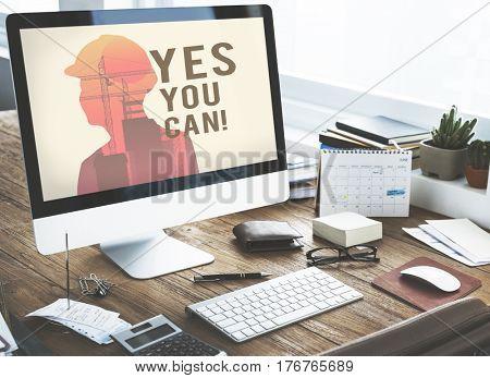 Motivation Message Quotation Aspiration Graphic