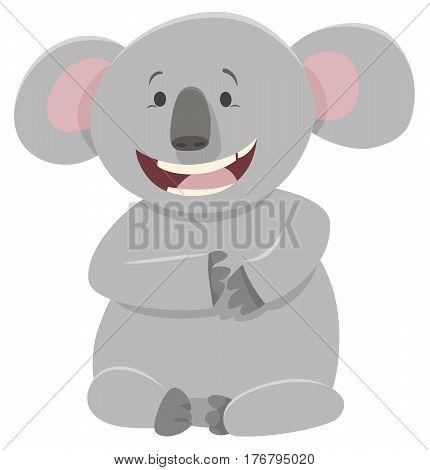 Koala Bear Animal Character