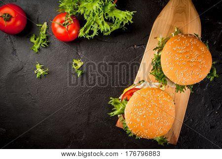 Freshly Homemade Burgers