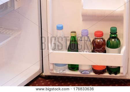 The image of a refrigerator