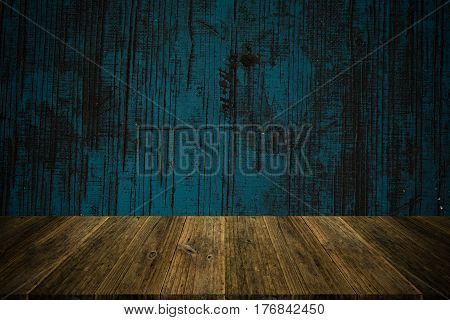 Wood texture surface natural color use for background process in vintage style with Wood terrace