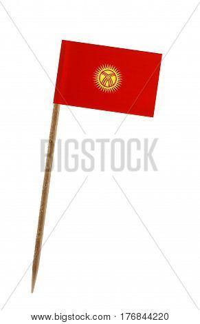 Flag Of Kyrgystan
