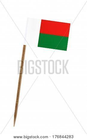 Flag Of Madagaskar