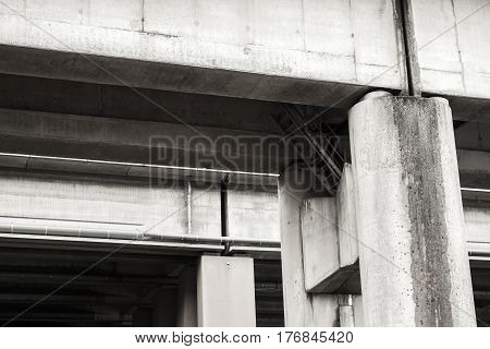 Concrete Bridge Span Bottom Details