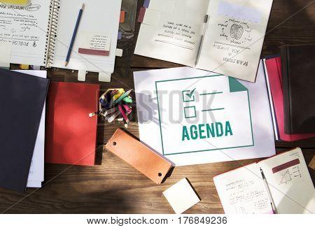 Planner To Do List Agendar Note Graphic