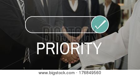 Priority Importance Issues Order Tasks