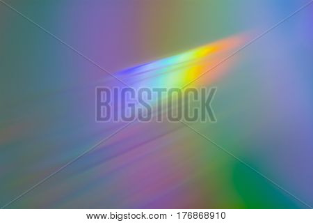 Images of CD macro.In CD brilliance can see the entire color spectrum.