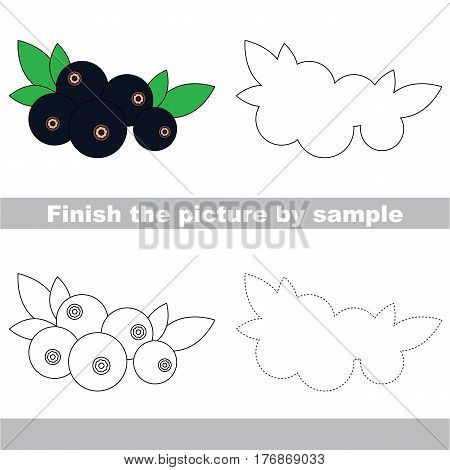 Bilberry to be finished, page to be completed to educate preschool kids with easy kid educational gaming and primary education of simple game level of difficulty.
