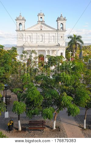 The Church Of Suchitoto