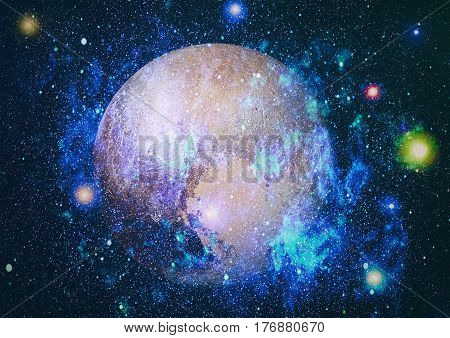 image of stars in the galaxy. Some elements of this image furnished by NASA