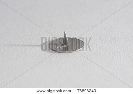 Drawing Pin Macro Isolated