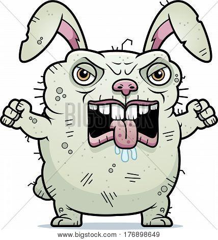 Angry Ugly Bunny