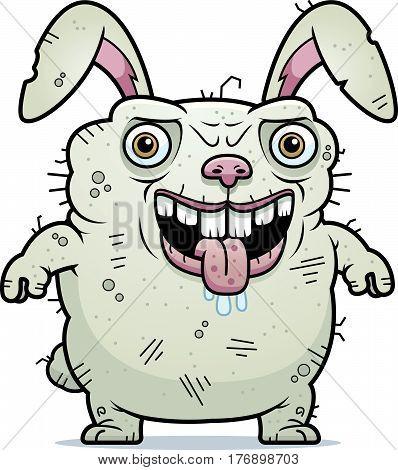 Ugly Bunny Standing