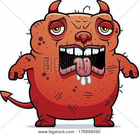 Tired Ugly Devil