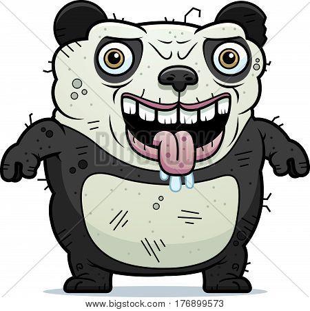 Ugly Panda Standing
