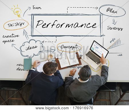 Business Performance Planning Management Strategy