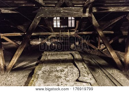 Large Old Attic
