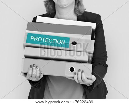 Protection Security Safety Stability Concept