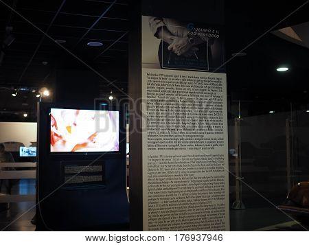 Car Museum In Turin
