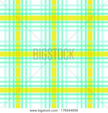 Checkered gingham fabric seamless pattern. .Seamless tartan plaid pattern scottish ornament.