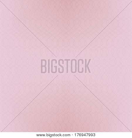 Abstract seamless pink background for securities and certificates.