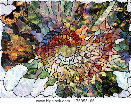 Evolving Leaded Glass