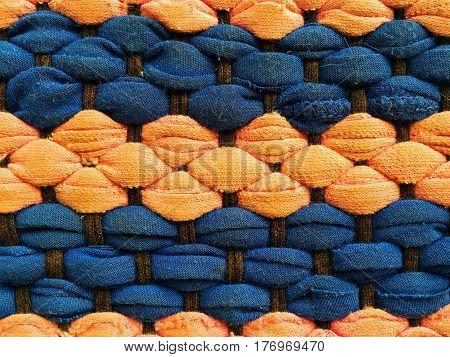 texture of color Foot Wipes doormat industrial