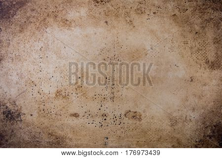Cookie Sheet Texture worn from frequent use