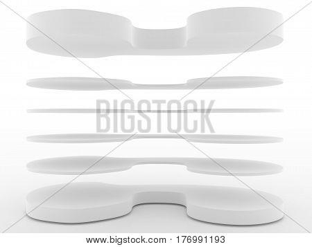 White Shelve