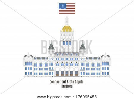 Connecticut State Capitol, Hartford, United States Of America