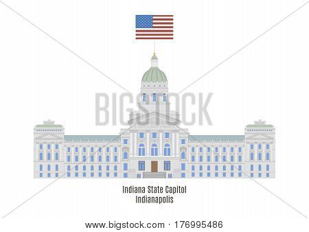 Indiana State House, Indianapolis, United States Of America
