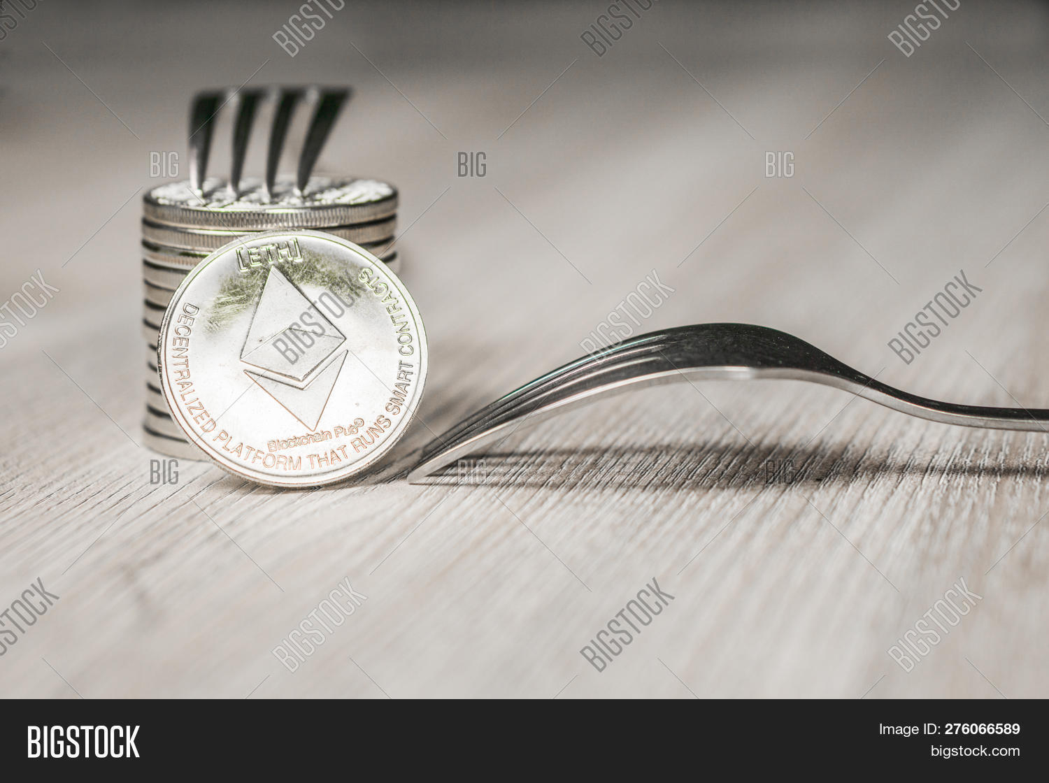 Ethereum Getting New Image & Photo (Free Trial) | Bigstock