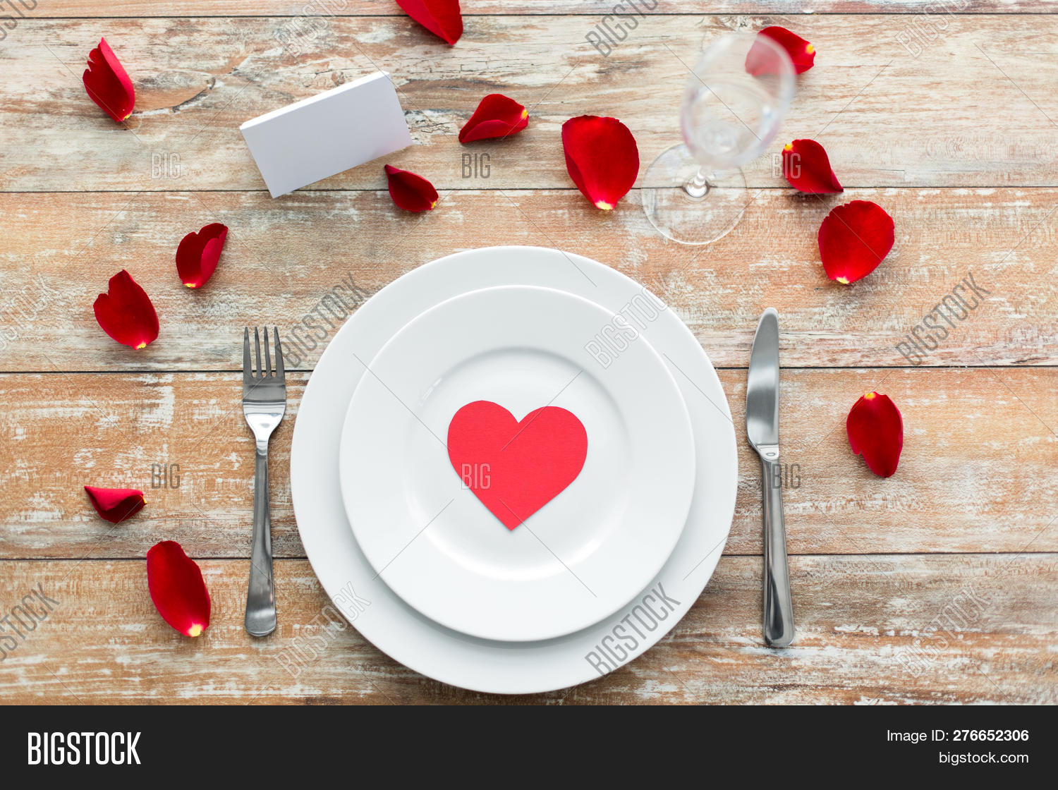 Valentines Day Table Image Photo Free Trial Bigstock