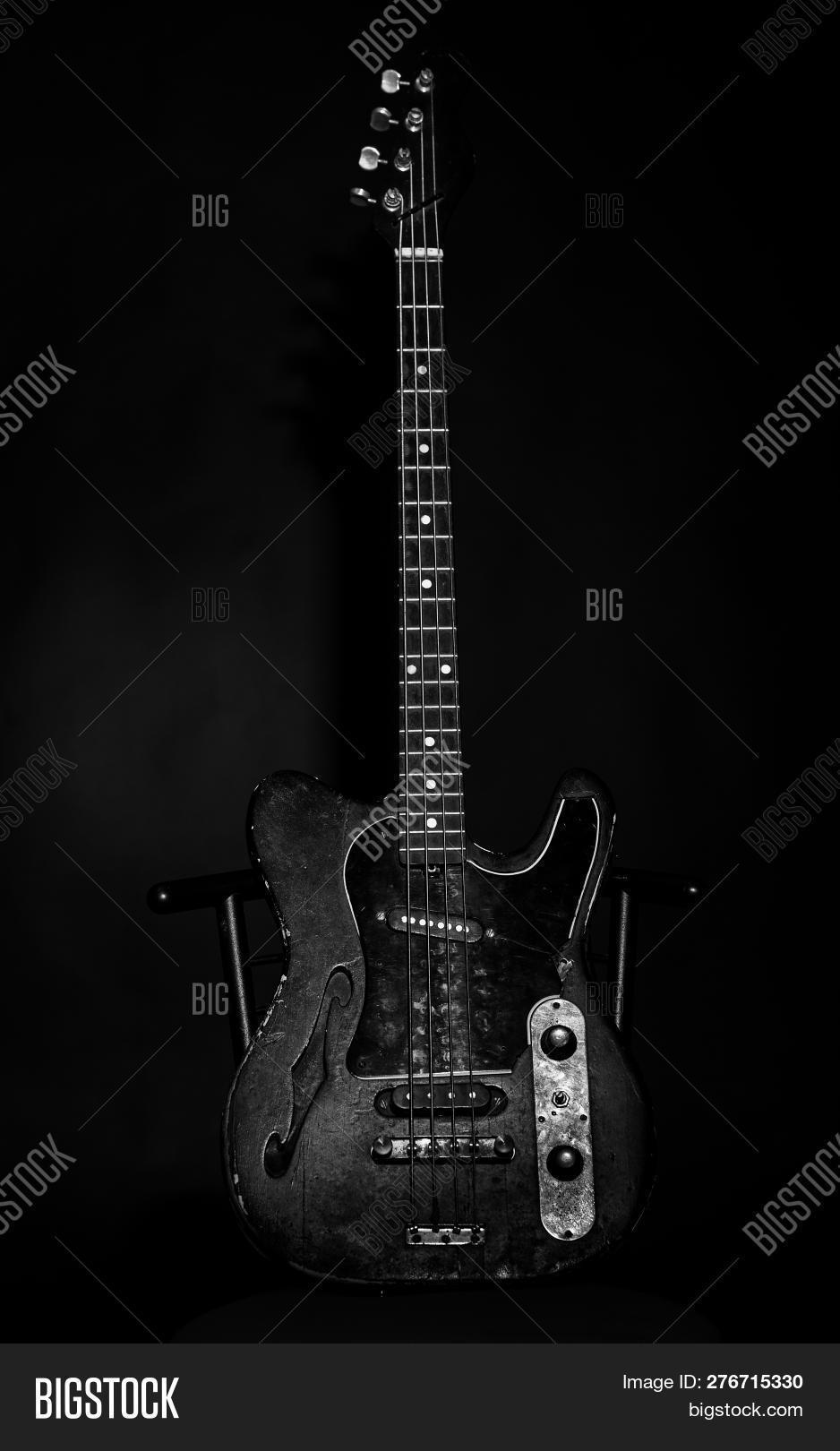 Music hard rock image photo free trial bigstock