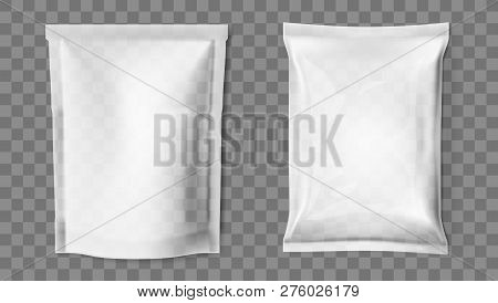 Simple Blank Doy Pack And Pillow Pack