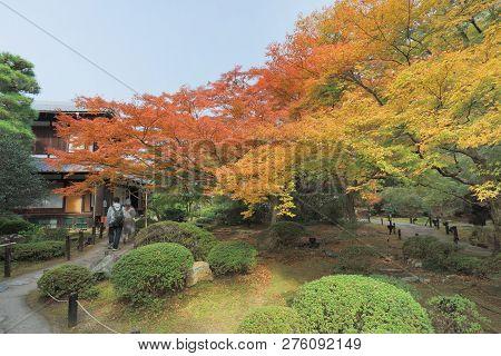 Shin Den Shoren In Temple Known As Awata Palace