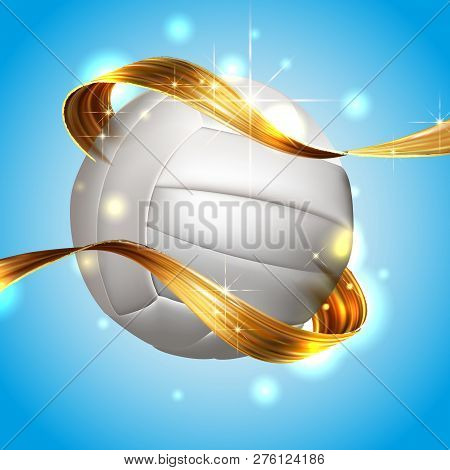 Volleyball Ball Vector & Photo (Free Trial) | Bigstock