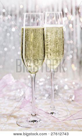 Sparkling Festive Champagne Sparkling, Skoal