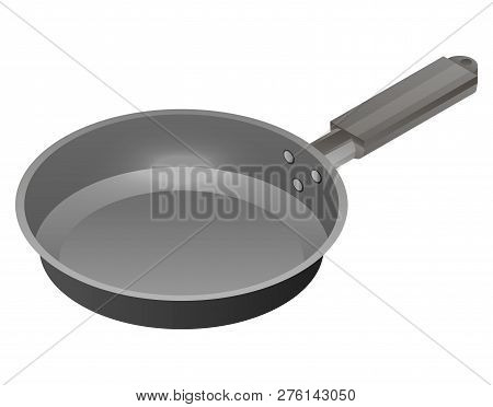 Griddle Icon. Isometric Of Griddle Icon For Web Design Isolated On White Background