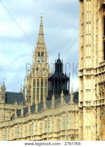 Outside Westminster